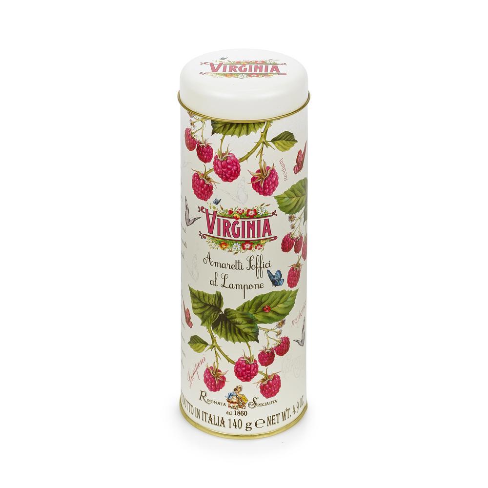 Soft Amaretti with Raspberry 140g by Virginia