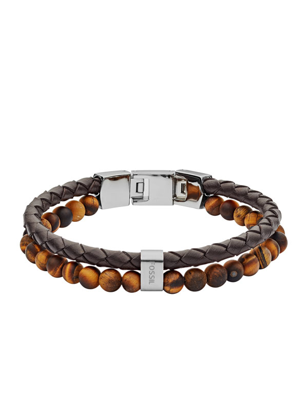 Fossil Vintage Casual Gent Armband JF03118040