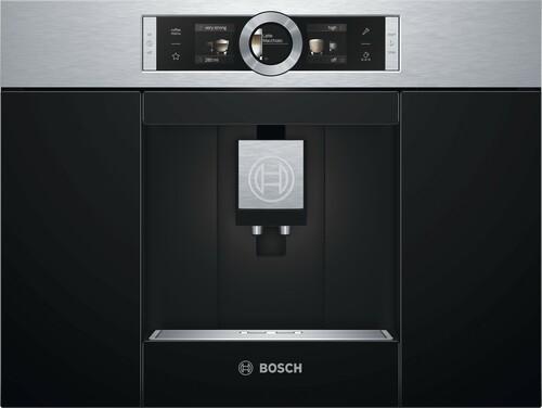 Bosch Ctl636es1 Inbyggnadsmaskiner - Rostfritt Stål