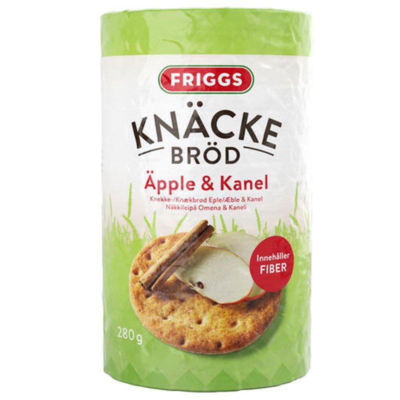 Knäckebröd Äpple & Kanel - 25% rabatt