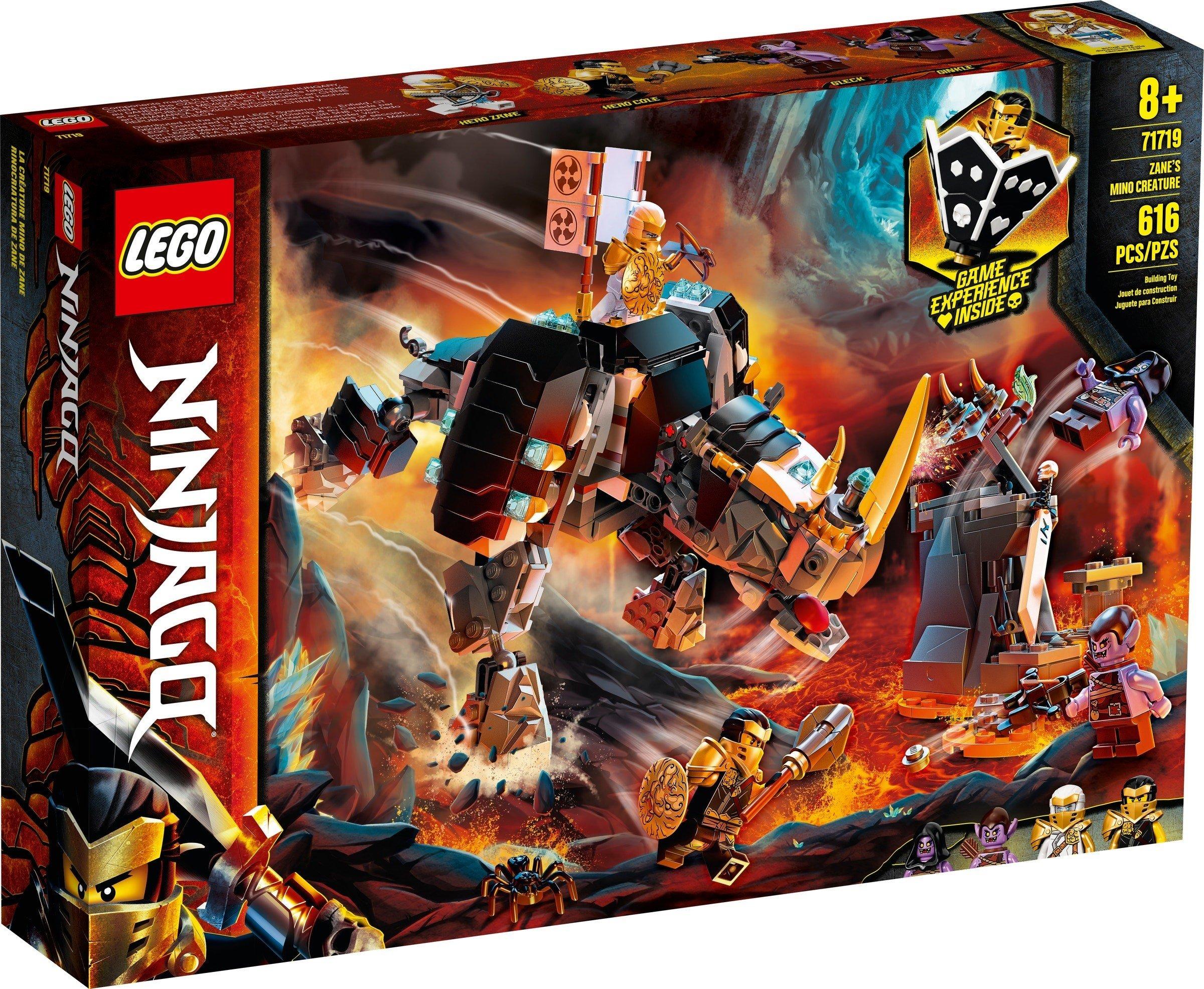 LEGO Ninjago - Zane's Mino Creature (71719)