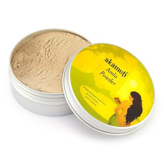 Akamuti Amla Conditioning Hair Powder, 100 g
