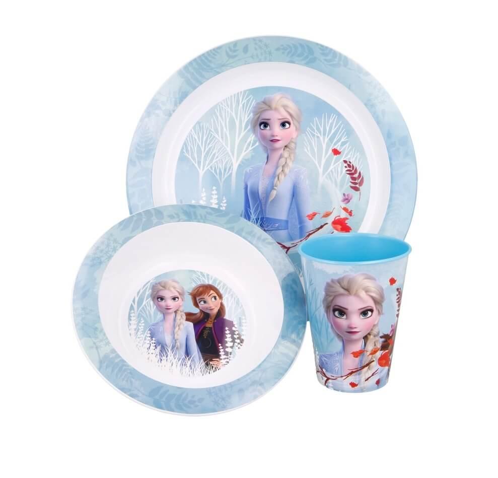 Euromic - Kids Lunch Set - Frozen (51049)