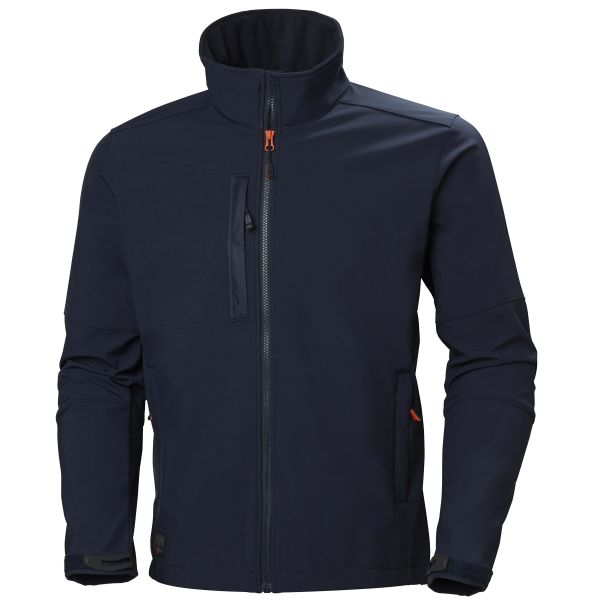 Helly Hansen Workwear Kensington Softshelljacka marinblå M