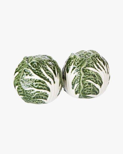 Suola- Ja Pippurisirotin, Cabbage