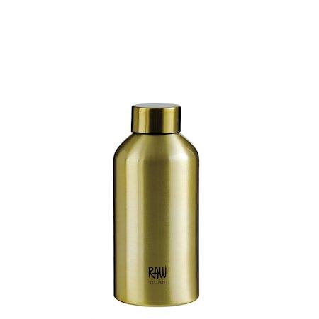 Raw To Go Flaske Aluminium Gold 0,5 L