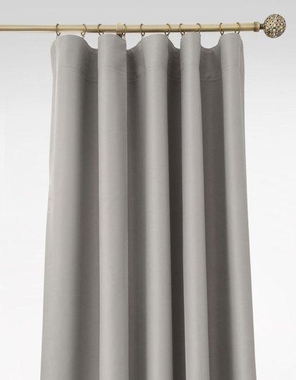 Hasta Dokie Gardin 132x250, Light Grey