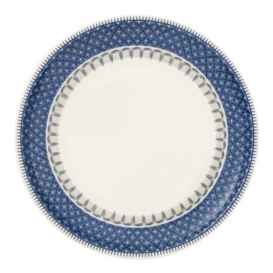Villeroy & Boch - Casale Blu Tallrik flat 22 cm