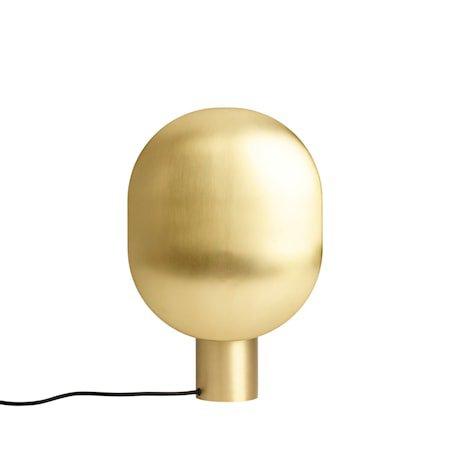 Clam Bordlampe - Messing