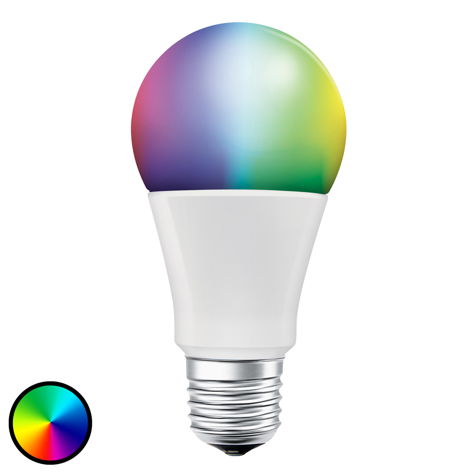 LEDVANCE SMART+ ZigBee E27 10W RGB 2000–6500K