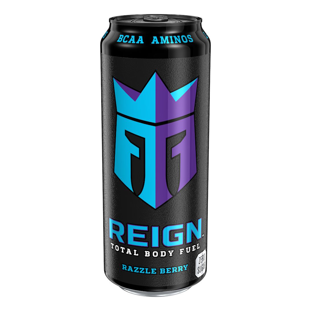 Reign Razzle Berry Energidryck - 50 cl