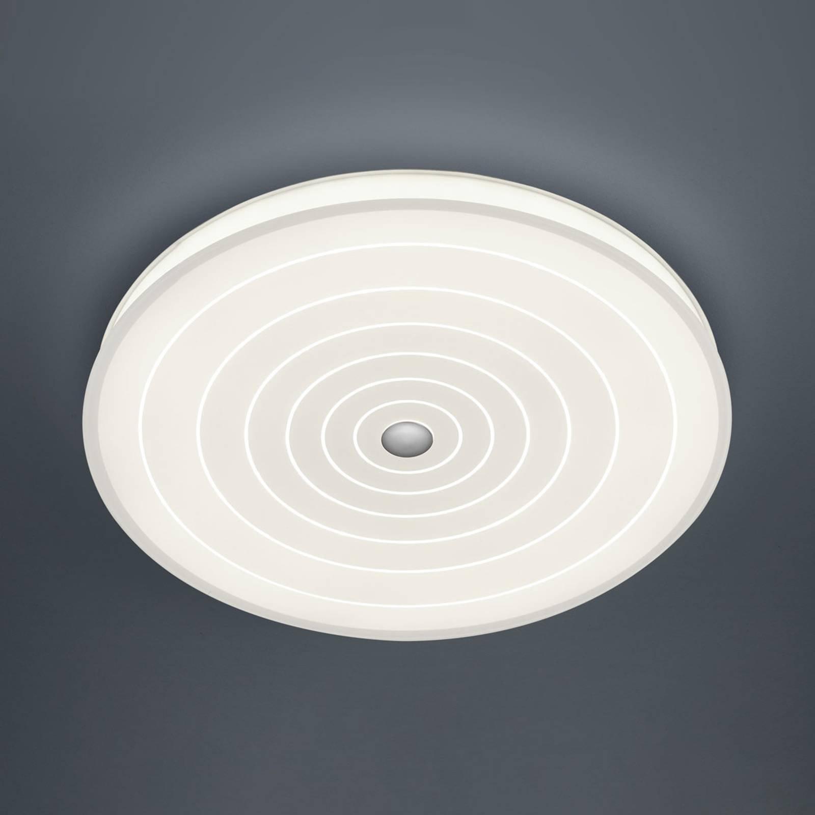 BANKAMP Mandala LED-taklampe sirkler, Ø 42 cm