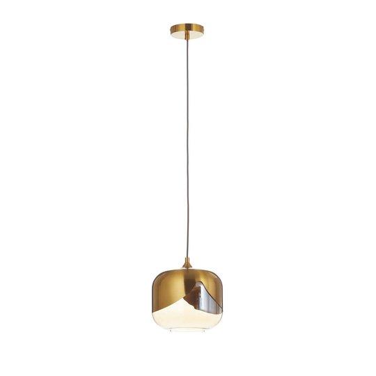 KARE Golden Goblet -riippuvalo, 1-lamppuinen