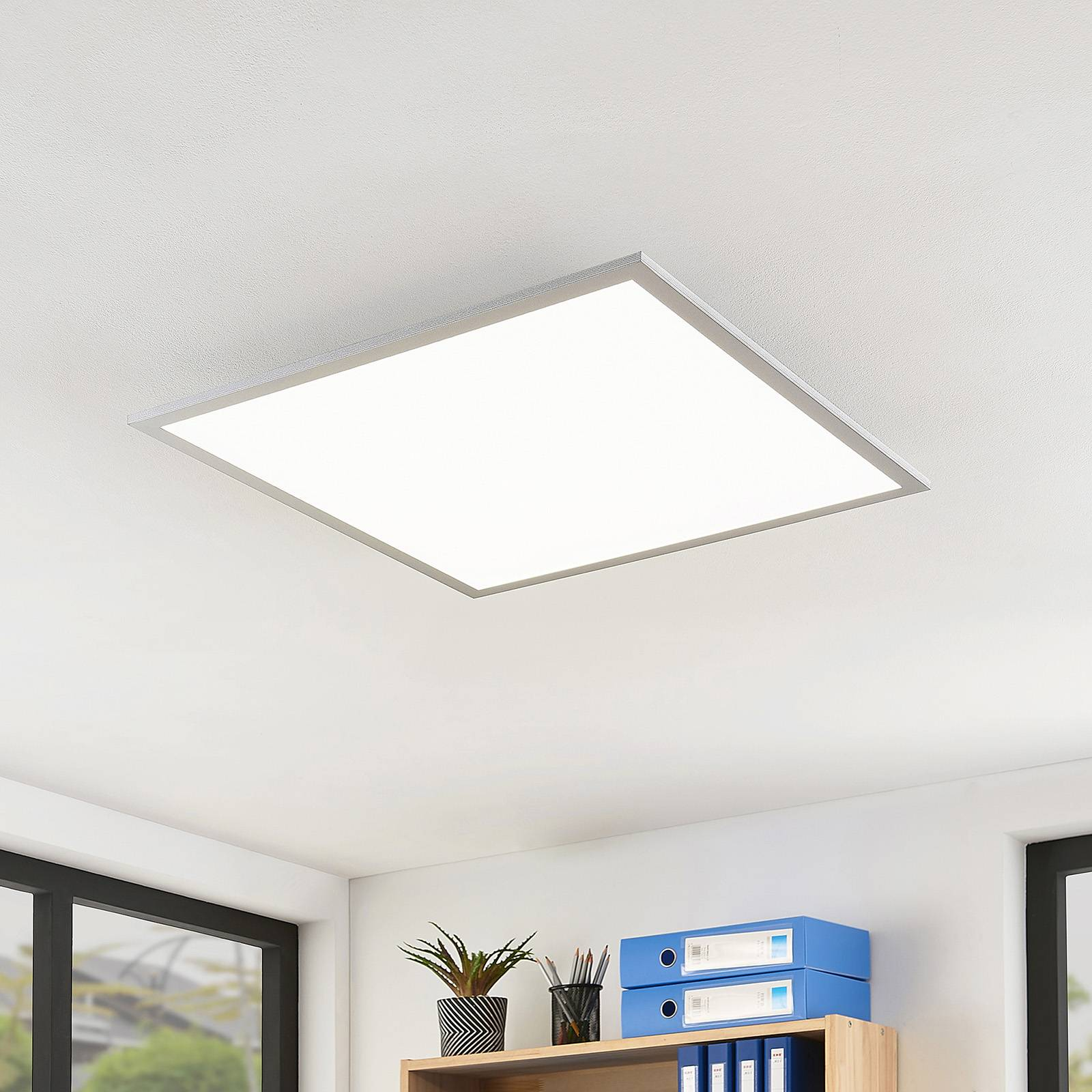 Arcchio Gelora -LED-paneeli, 4 000 K, 62 cmx62 cm