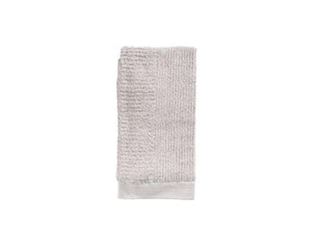 Handduk Soft Grey Classic 50x100 cm