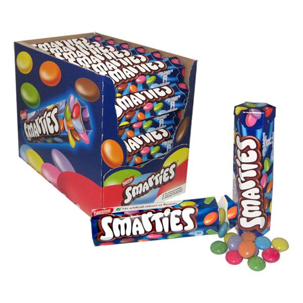 Smarties - 24-pack