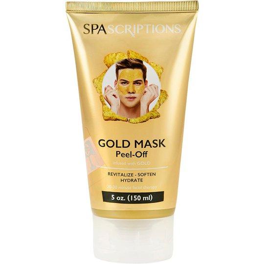 Peel-Off Gold Mask, 150 ml Spascriptions Kasvonaamiot