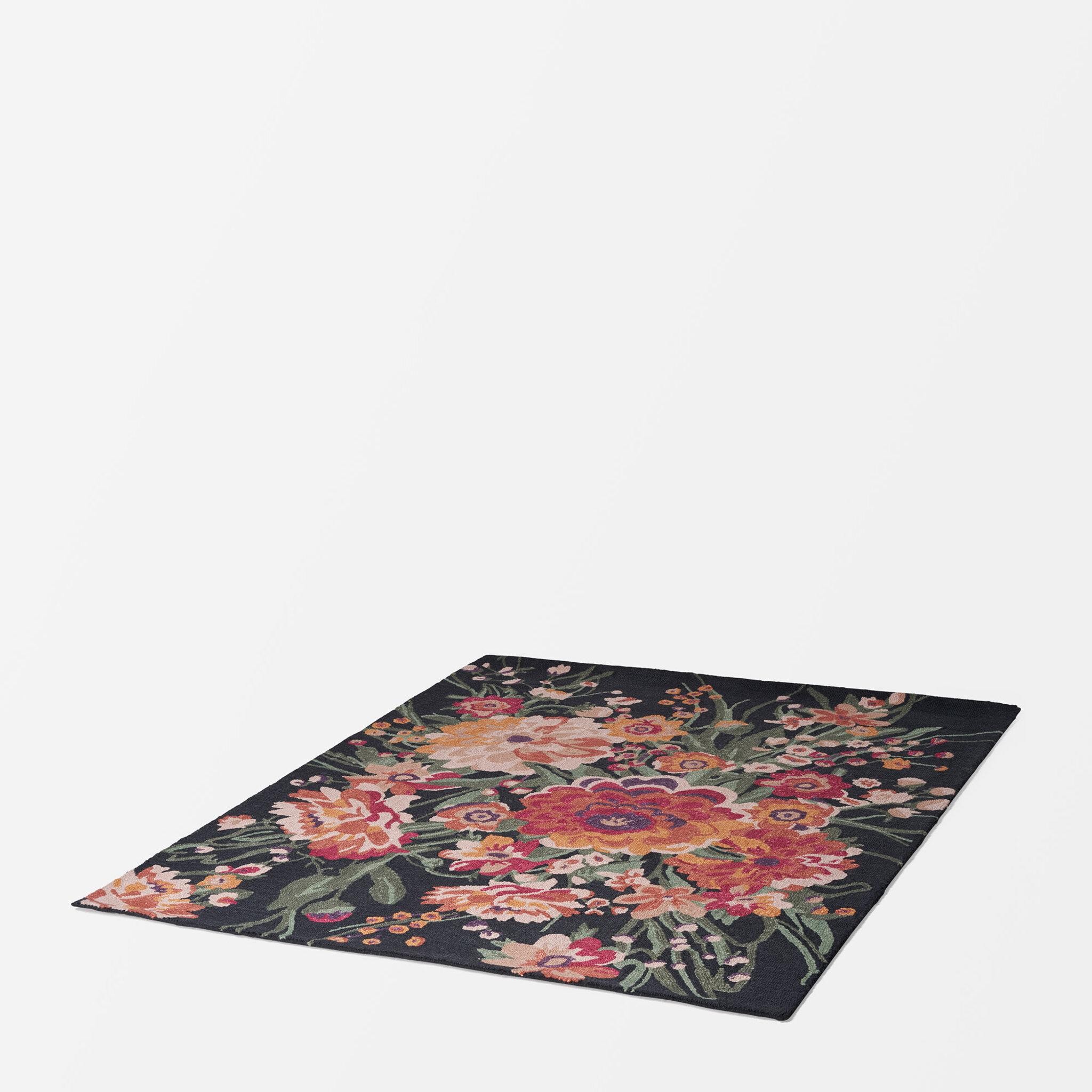 Handtuftad matta JENIKE 200X300 cm, 200X300