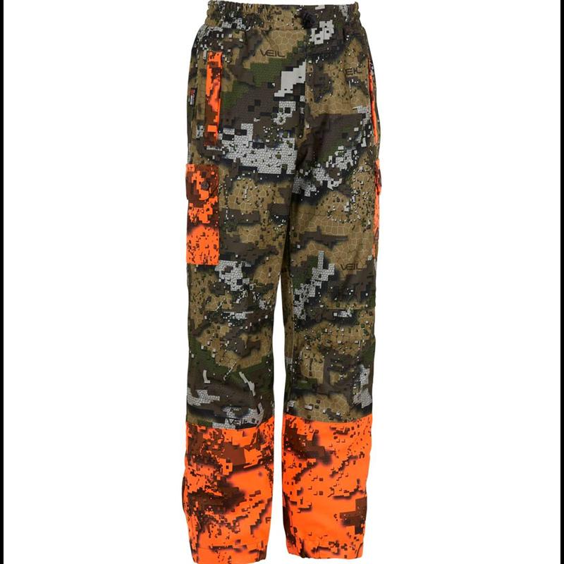 Swedteam Ridge JR Trousers Fire/Veil 130 Jaktbukse for barn