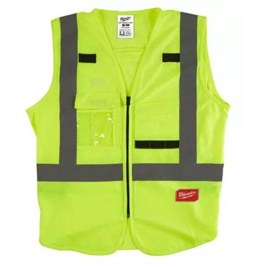 Milwaukee Hi Visible Turvallisuusliivi Hi-Vis, keltainen S/M