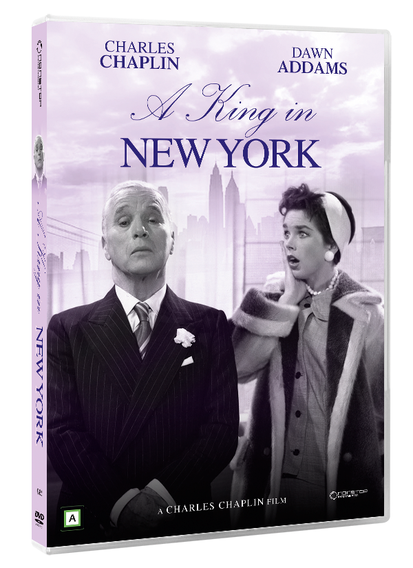 A King In New York - Blu Ray