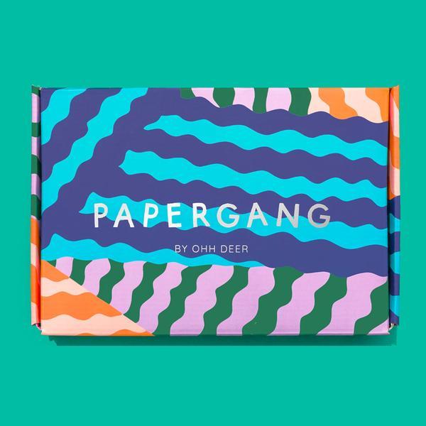 Happydashery Papergang Box