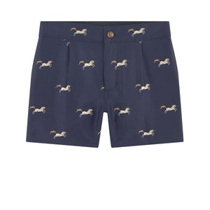 Burberry Unicorn Shorts Marinblå 10 år