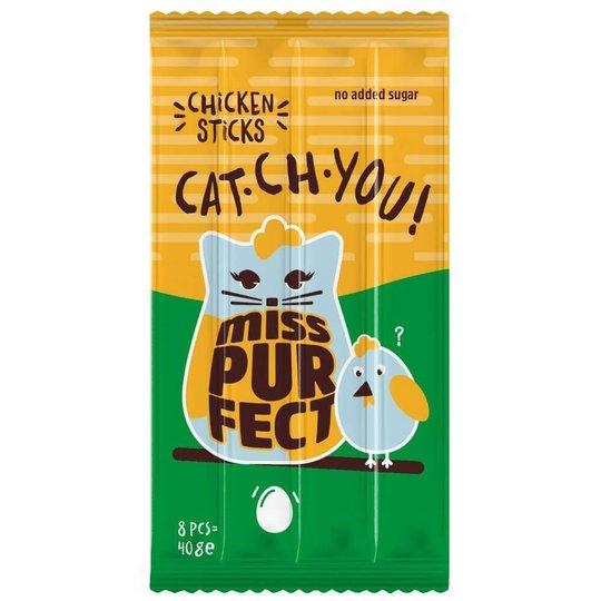 Miss Purfect Cat Sticks Kyckling 40 g