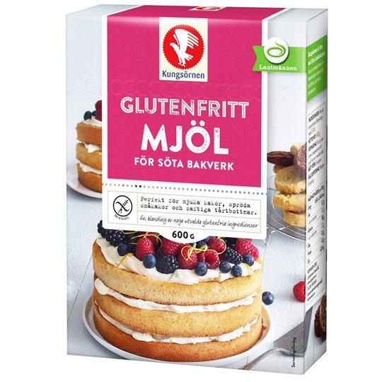 Mjöl Glutenfritt - 25% rabatt