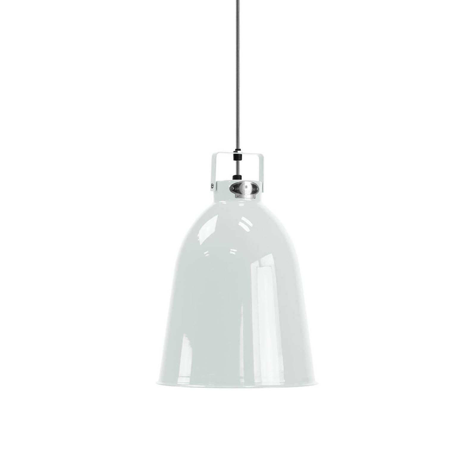 Jieldé Clément C240 hengelampe, blank hvit, Ø24cm