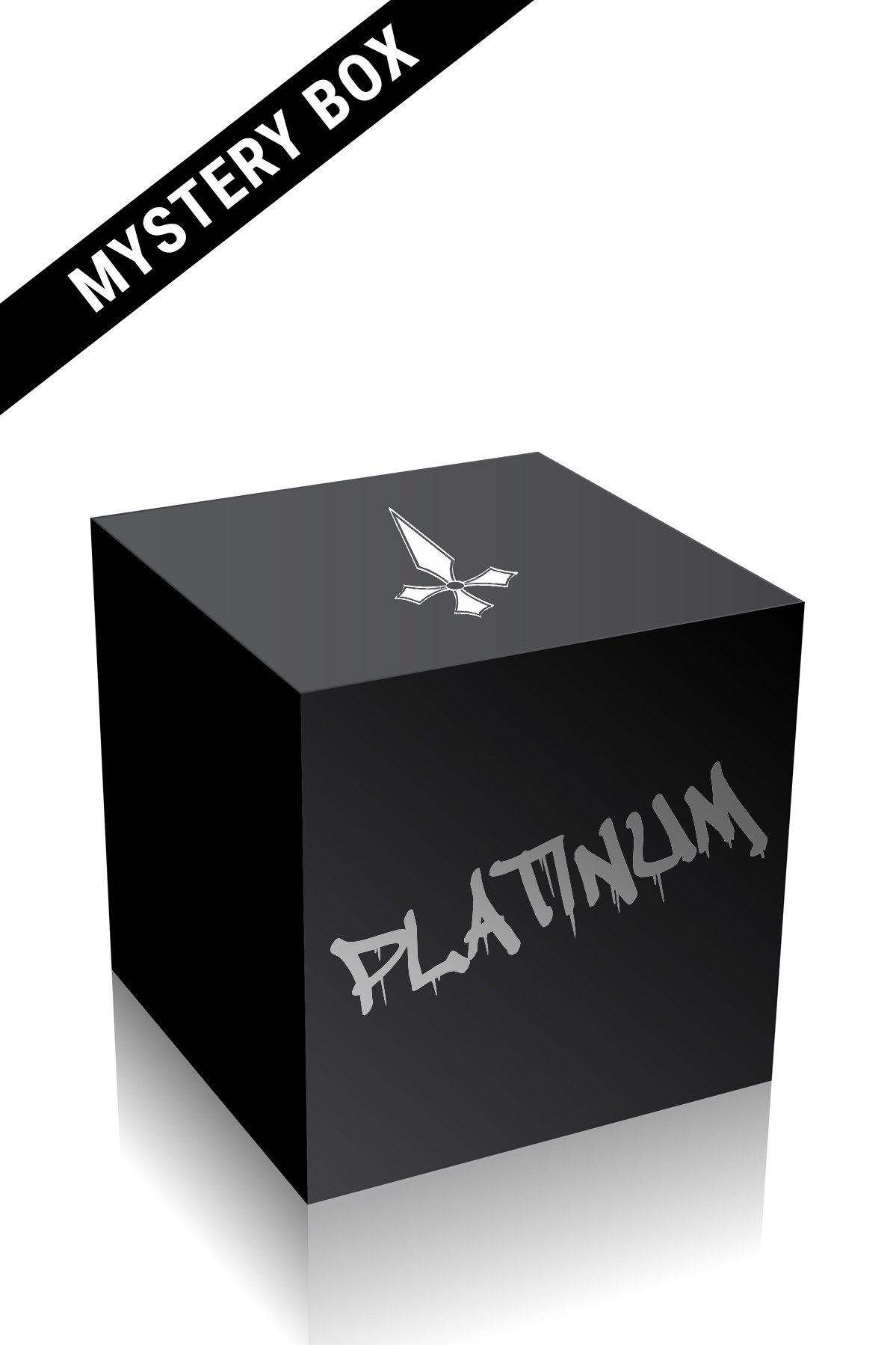 Platinum Mystery Box, Small
