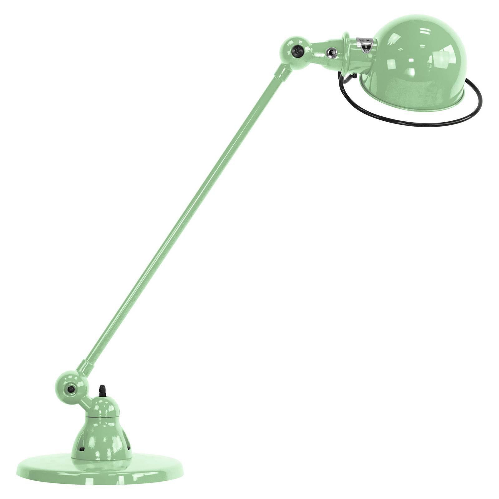 Jieldé Loft D6000 bordlampe, mintgrønn