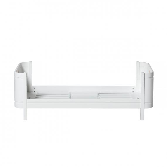 Juniorsäng Mini+ vit, Oliver Furniture