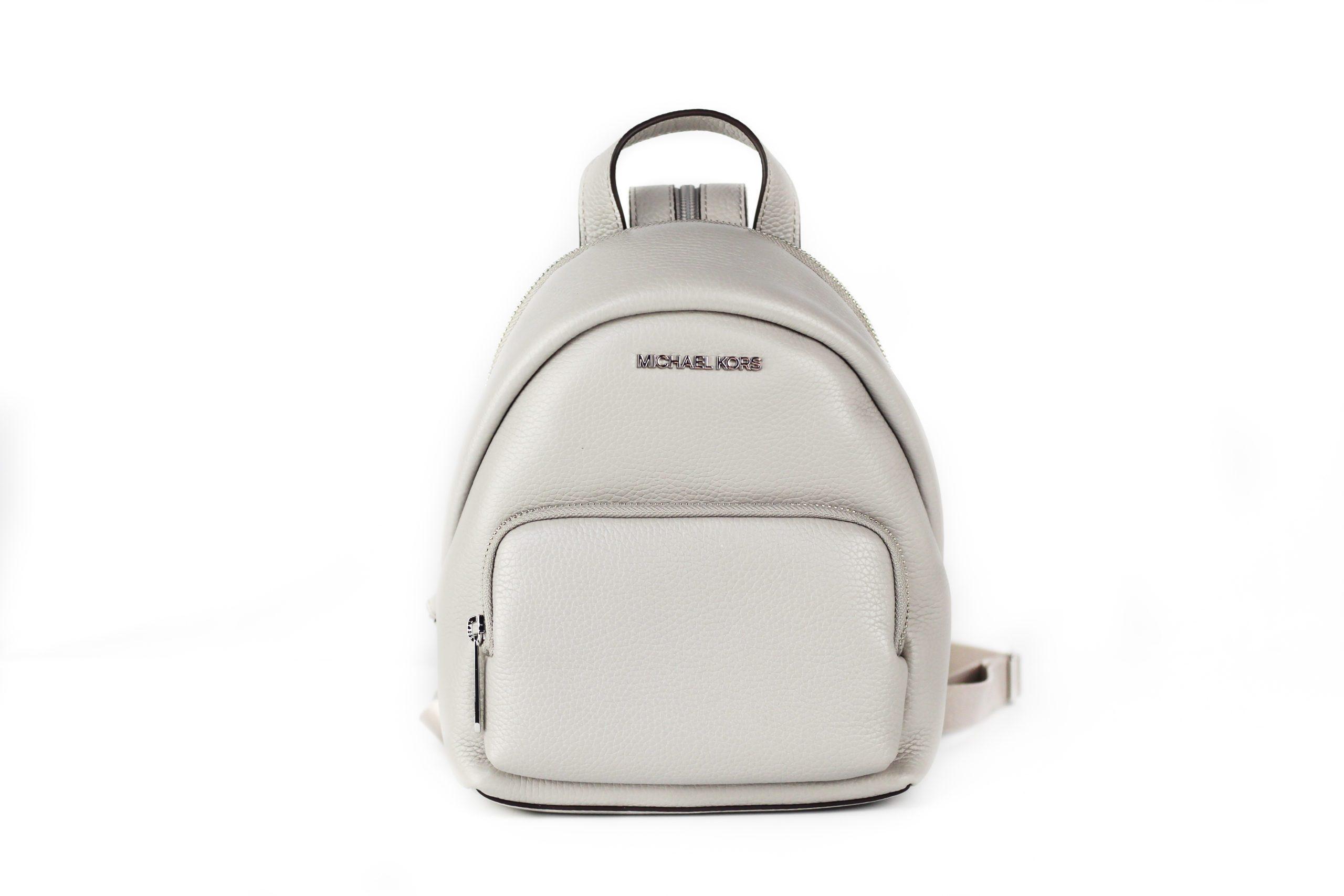 Michael Kors Women's Erin Backpack Grey 42595