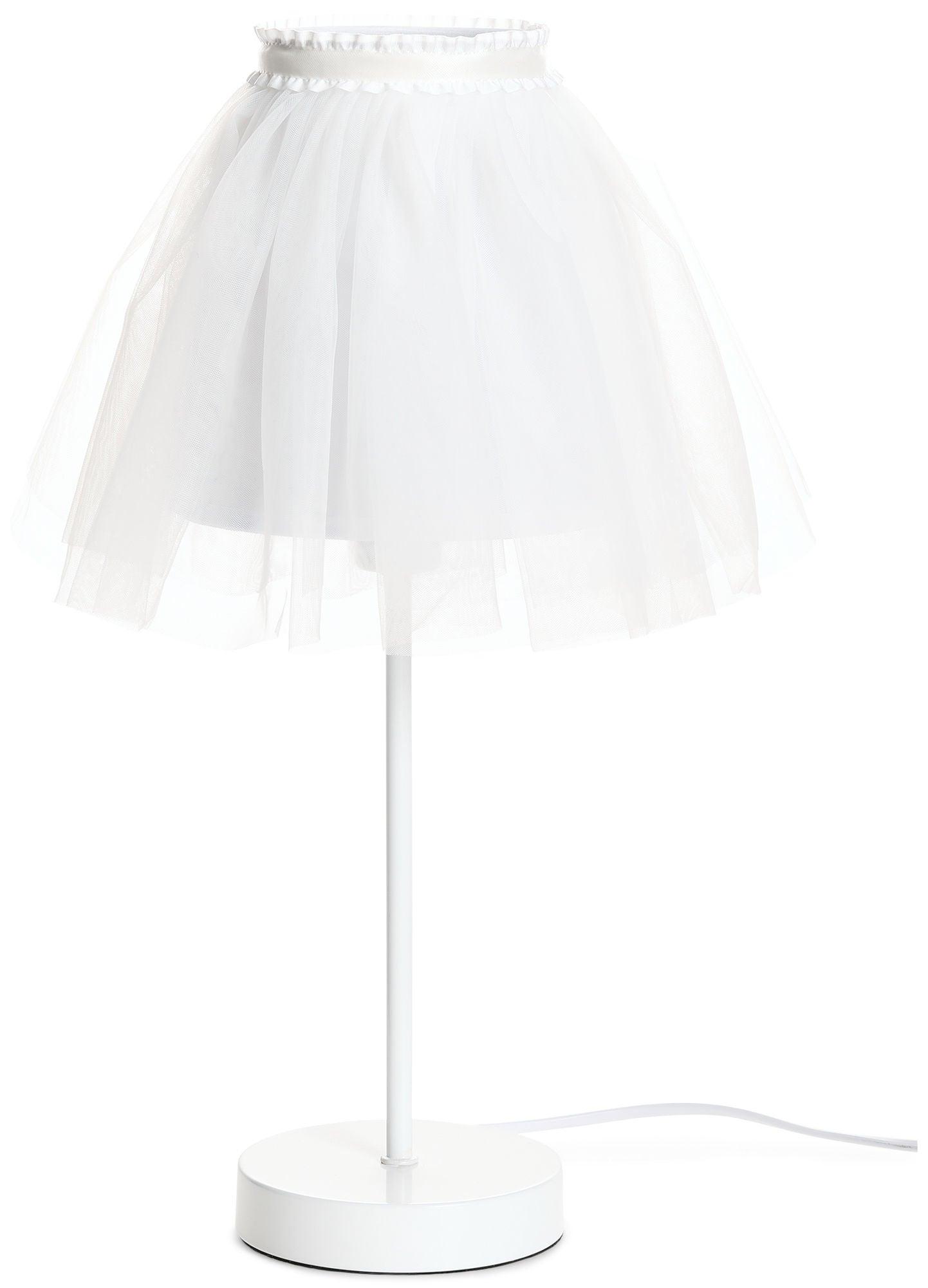 Alice & Fox Pöytävalaisin Princess, White