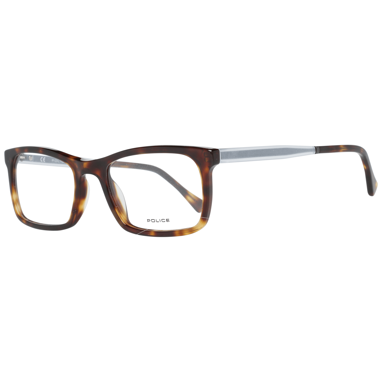 Police Men's Optical Frames Eyewear Brown VPL262N5204AP