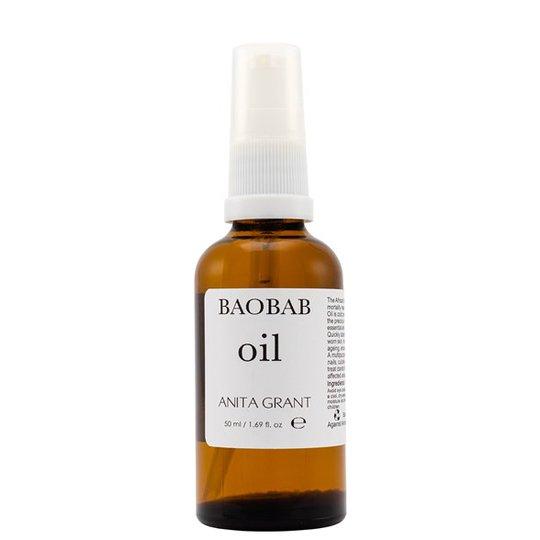 Anita Grant Raw Unrefined Baobab Oil, 50 ml