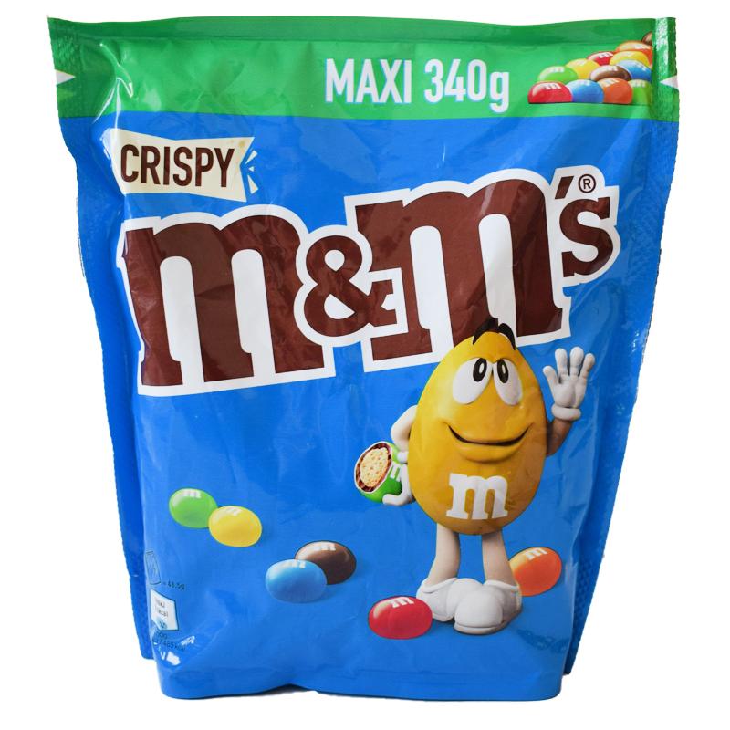 M&M Maxi - 37% rabatt