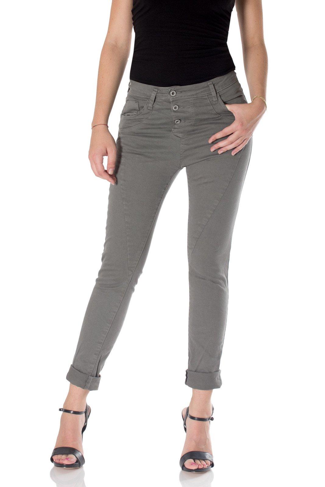 Please Women's Jeans Various Colours 312591 - grey S