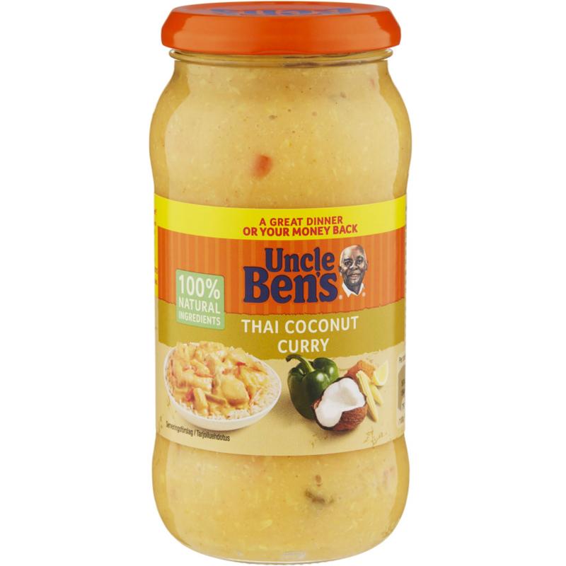 Kookos-Currykastike - 22% alennus