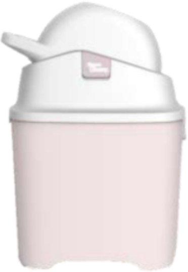 Diaper Champ One Bleiebøtte, Rosa