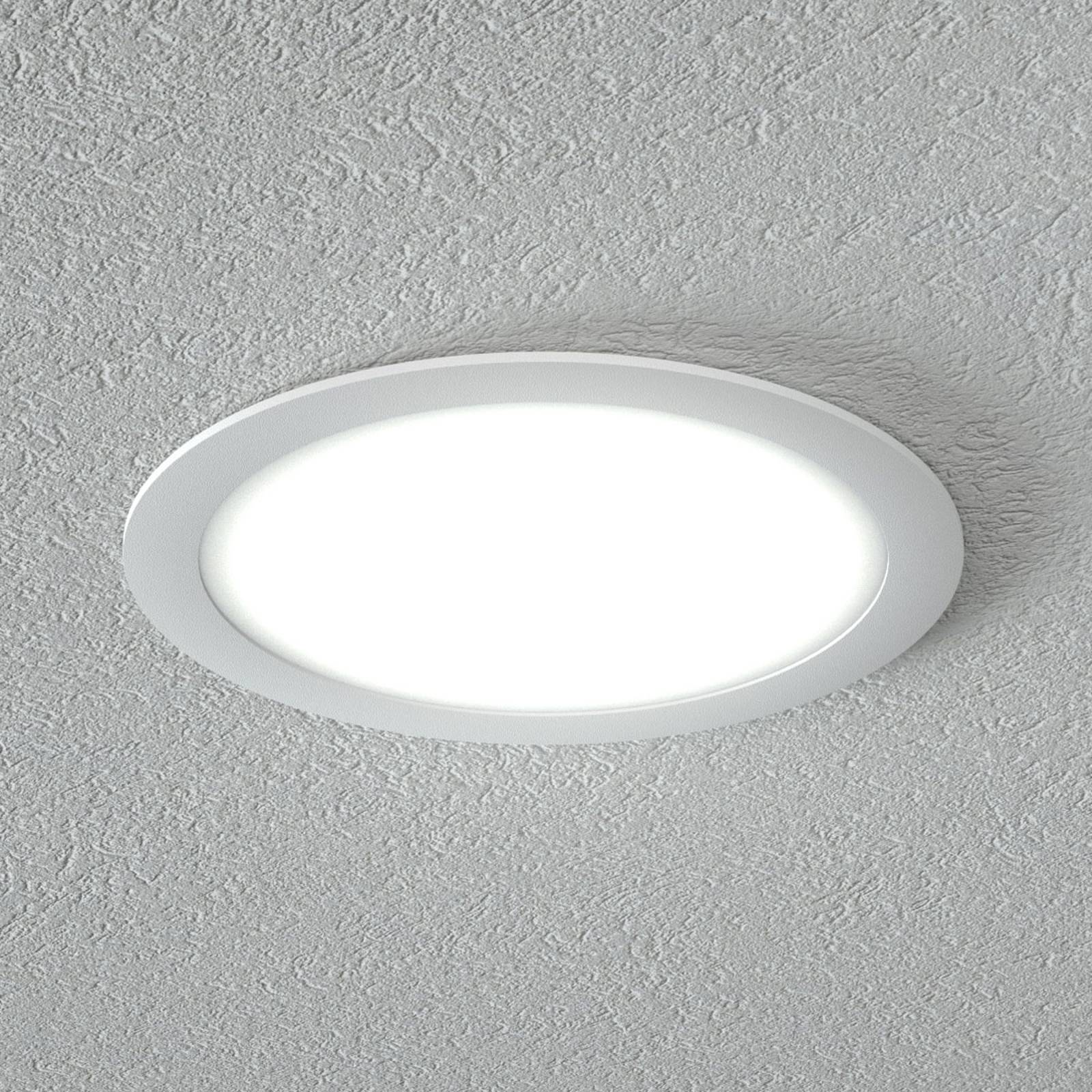 Arcchio Xavian -LED-uppovalo 3 000 K 14,2 cm