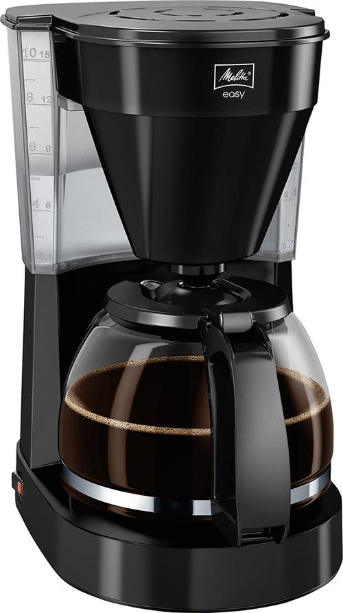 Melitta Easy Black Kaffebryggare - Svart