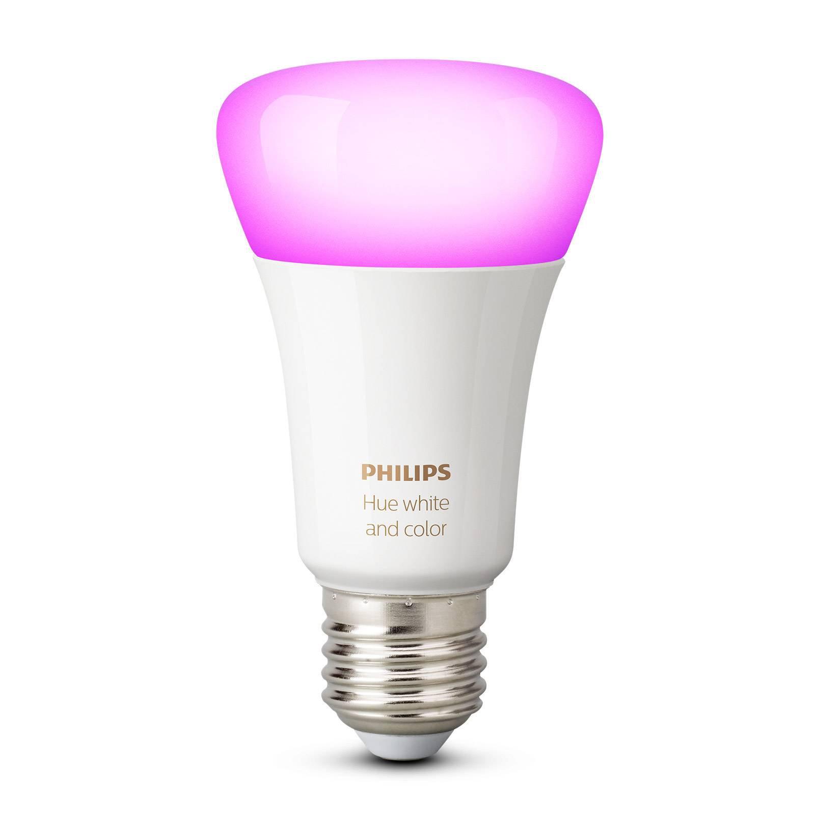 Philips Hue White & Color Ambiance 9 W E27 LED