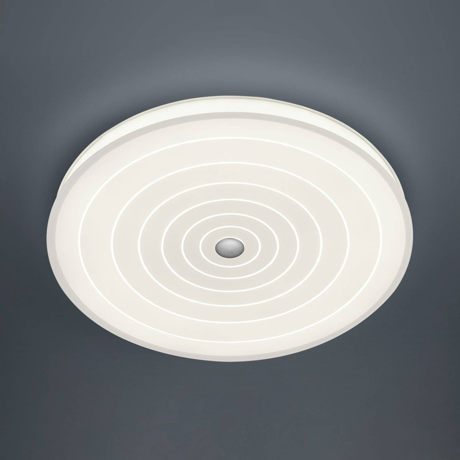 BANKAMP Mandala LED-kattovalaisin ympyrät, Ø 42 cm