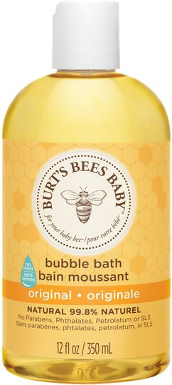 Burt's Bees Baby Bee Badeskum