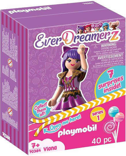 Playmobil 70384 Viona - Candy World