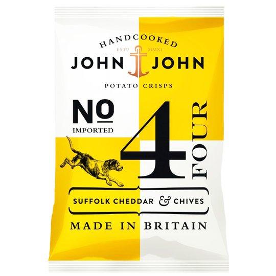 Chips Cheddar & Chives - 33% rabatt