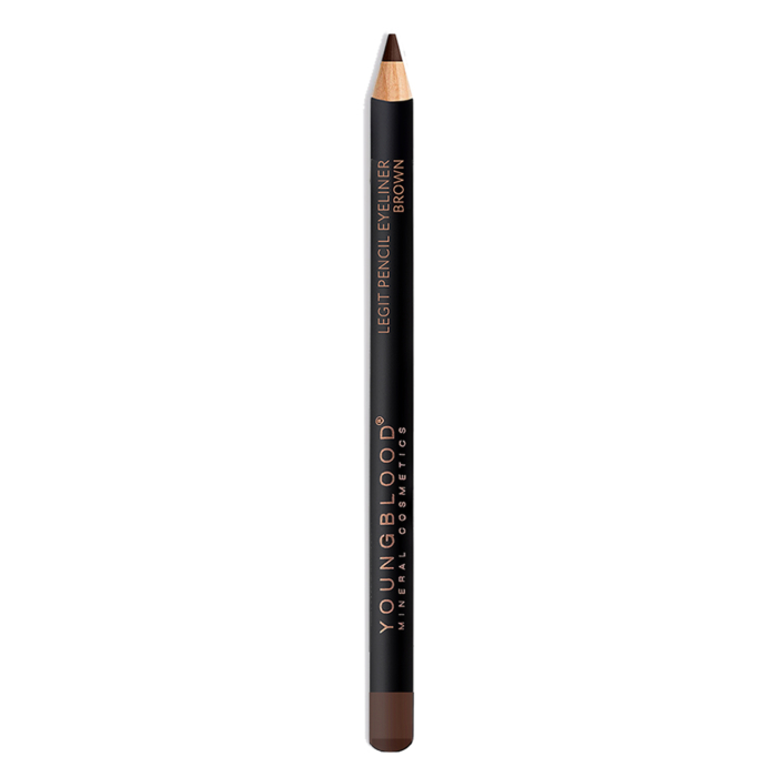 YOUNGBLOOD - Legit Eye Pencil - Brown