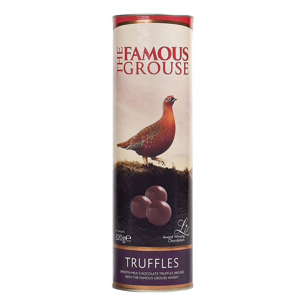 Famous Grouse Chokladtryfflar - 320 gram